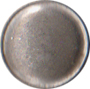 Small French Domed Pewter Button, 5/8
