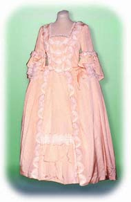 Custom 18th Century Ball Gown [#GBG2]