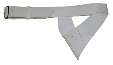 British Private Waistbelt with Single Frog [#BPW-W]