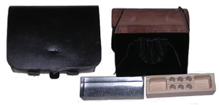 French Cartridge Box, Model 1767 - 32 Rounds [#238]