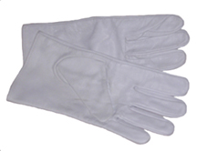 Officer's Leather Gloves [#OLG]