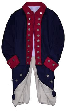 American Regimental Coat with Cotton Lining [#MC2]