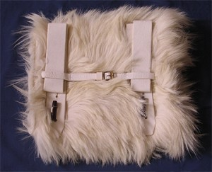 British Enlisted Man's Goatskin Knapsack Kit [#111]