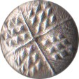 "Medium Civilian Pewter Button, 3/4"" [#GPB21]"