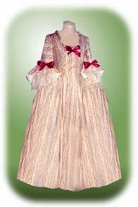 18th Century Day Dress [#GDD1]