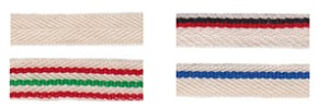 "1/2"" Regimental Lace for Buttonholes & Trim [#GRL1]"