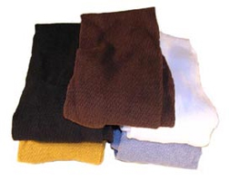 Cotton Stockings, Large [#14L]