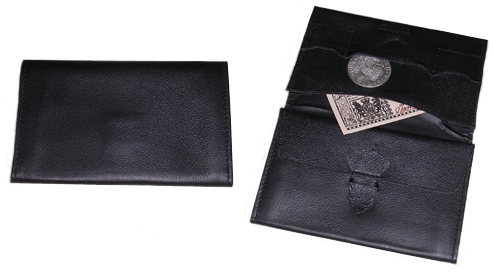 Leather Wallet [#377b]