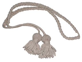British Hat Cord for the Grenadier or Musician Hat [#404]