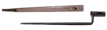 Charleville Bayonet with #446 Scabbard [#36-C466]