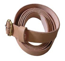 Leather Canteen Strap, Russet [#72S]