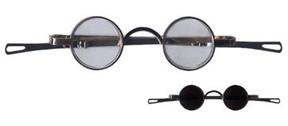 18th Century Spectacles - Gold [#87G]