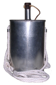 F&I War Tin Canteen - 1 Quart [#98]