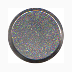 Plain Pewter Button, 1