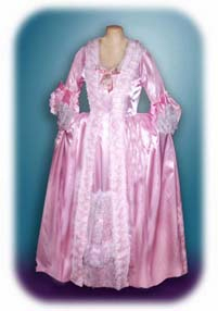 Ladies' 18th Century Ball Gown [#GBG1]