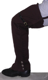 F&I Gaiters [#FIG]