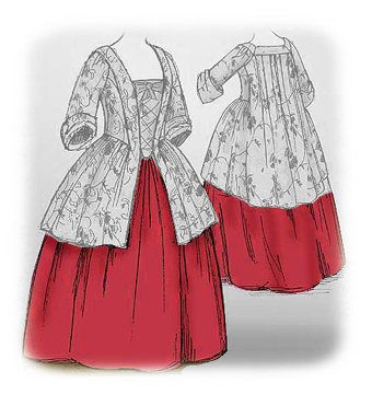 Ladies' Full Petticoat - Cotton [#GP1]