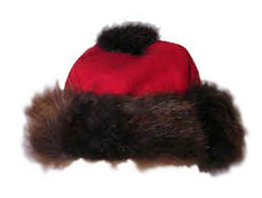 Canadian Beaver Hat [#CBH]