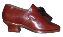 Ladies' Dress Shoe [#GWS3]
